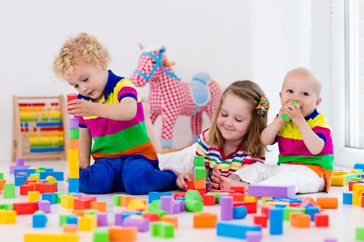 Head Start Building Blocks